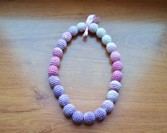 Gorgeous Ombre Beads in three Different Colors 100% HandMade