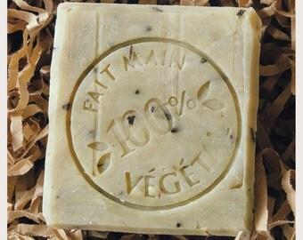 CASTILE SOAP 80% olive Virgin, lavender, Mandarin and Ylang-ylang, artisan SOAP, natural SOAP, castile soap, vegan SOAP