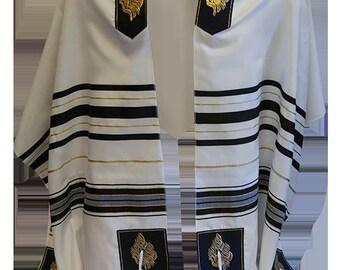 Elijah Tallit Prayer Shawl-Shawl-Jewish-Messianic-Tallit