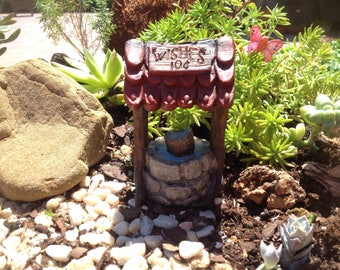 Wishing Well Kit Etsy