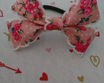 "Summery 2.5"" Bow"