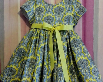 Beautiful dress for a girl