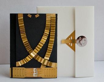 Michael Jackson Dangerous jacket gift card