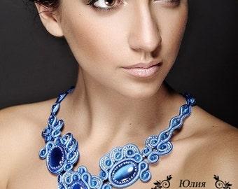 necklaces from a soutache