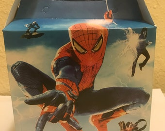 Spiderman Treat Boxes-10 Count
