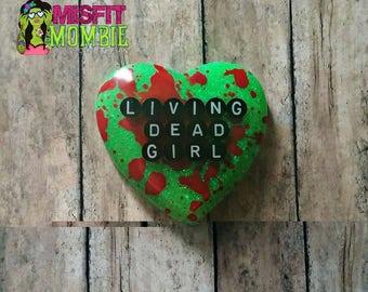 Living Dead Girl Pendant