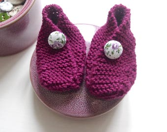 Baby-Shoes for tiny feet