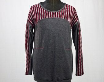 XL neck Sweatshirt