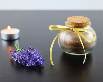 Scented jar candle - perfumes to choose-