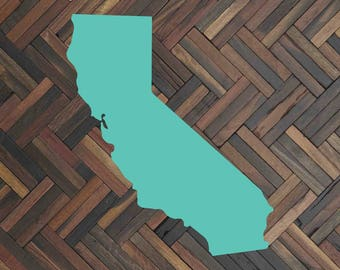 California decal California sticker California state decal California state sticker California window decal California window sticker Custom