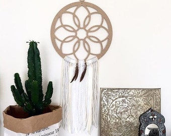 DreamCatcher/catcher dreams romantic Bohemian style