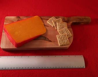 Unique ambrosia maple serving tray / cutting board