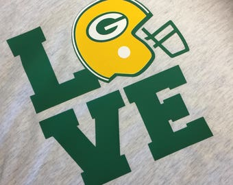 Love the Green bay packers