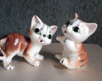 Vintage Kitten Figurines