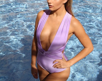 MULTI WEAR handmade one piece swimsuit by your own measurements