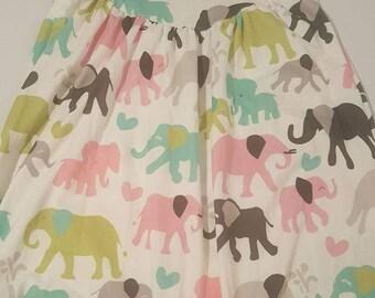 Elephant shorts/capri outfit