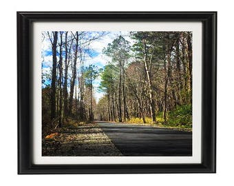 Scenic Road- 8x10 INSTANT DOWNLOAD