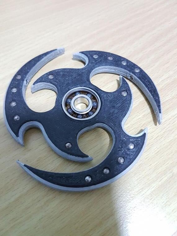 Shuriken V3 1 Fidget Spinner