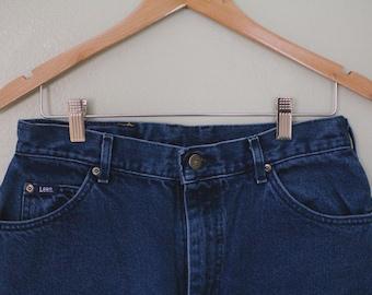 Women's Retro Lee Jeans Size 14