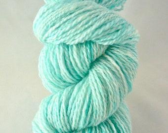 New! Hand Spun Yarn, Handspun Yarn, Weaving yarn, Knitting Yarn, Sport weight Yarn, Merino wool, Crochet.