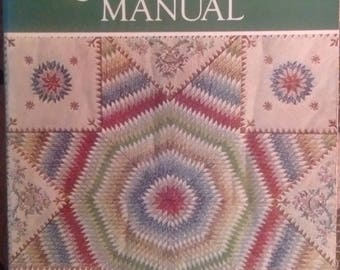 Quilting manual by Dolores Hinson
