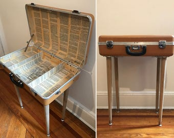 ANTHEM - Suitcase table