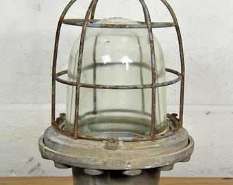 Reduced! Industrial ships cage light