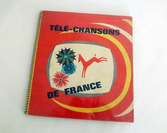 Chocolate Poulain TV songs from France complete album