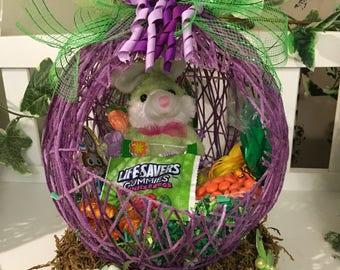 Easter Basket Decor/Functional