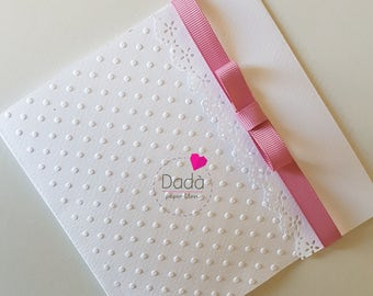 Polka dot paper participation in relief