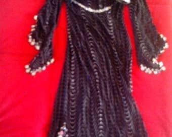 """Egyptian Belly dance costume """"Galabya""""  (new never used)"""
