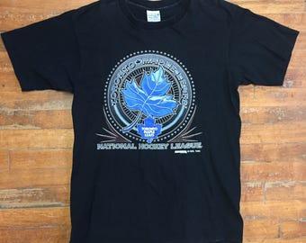 1993 NHL Toronto Maple Leafs T Shirt