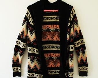 Lightweight knit cardigan
