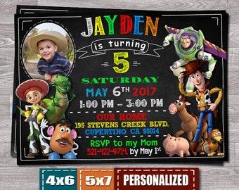 Toy Story Invite, Toy Story Invitation, Toy Story Birthday, Toy Story Party, Toy Story Birthday Invitation, Toy Story Birthday Invite