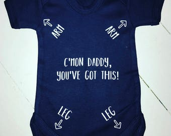 C'mon Daddy Baby Grow