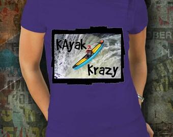 Kayak Krazy T-Shirt