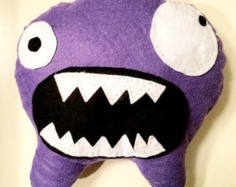 Soft felt Monster