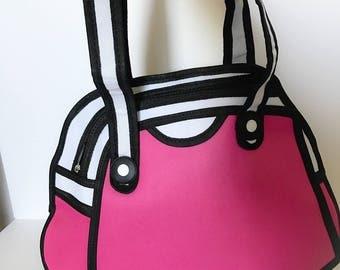 The 3-D bag