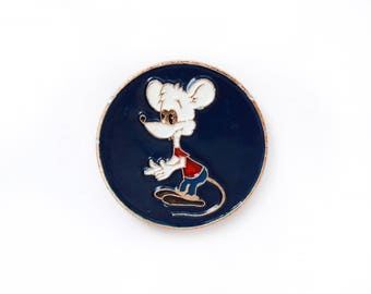 "Soviet badge ""Mouse"""