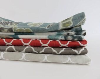 Samples Fabric - Fabric Swatch - Ikat Fabric- Suzani Swatch -Swatch - Suzani Fabric -Cotton Fabric -Home Decor Pillows- Samples