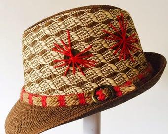 Unique Fedora Hat