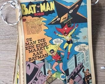 Batman (& robin) flags line