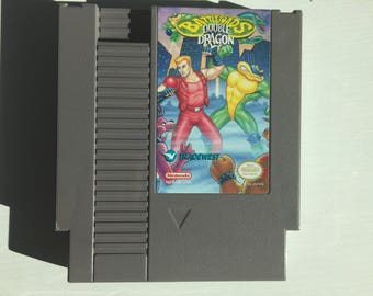 Original NES Game: Battletoads / Double Dragon