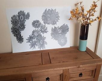 Sunflowers for you 4 (Original)