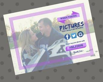 Wedding Social Media Cards