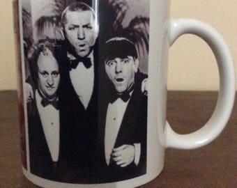 Three Stooges Mug