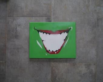 Joker Grin