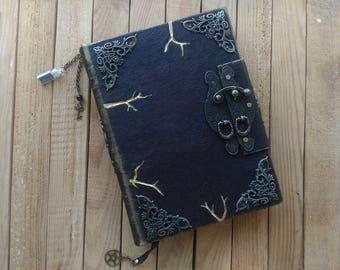 Book of knowledge handmade.