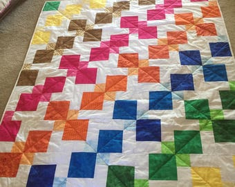 Kaleidoscope Kite Quilt