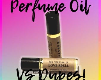 Victoria's Secret Fragrance Types Perfume Oil Vegan